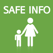 어린이 학교안전 정보, 학교생활 안전 매뉴얼, 안전교육 icon