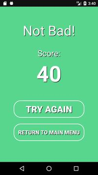 Math Game Challenge apk screenshot