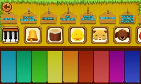 Kids Piano - Baby Games apk screenshot