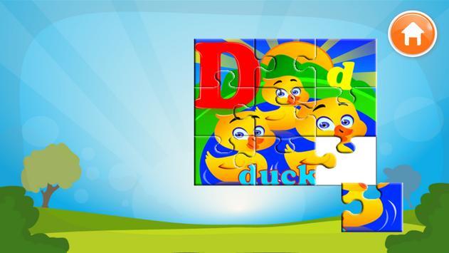 Jigsaw Puzzles - Kids Games screenshot 2