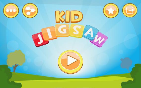 Jigsaw Puzzles - Kids Games apk screenshot
