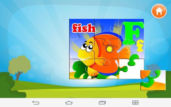 Jigsaw Puzzles - Kids Games screenshot 7