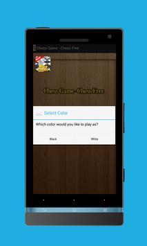Chess Game - Chess Free apk screenshot
