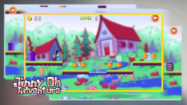 Jinny Oh Run Run apk screenshot