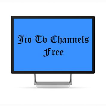 JIO TV Channels poster