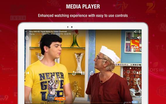 JioTV Live Sports Movies Shows apk screenshot