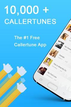 Set Caller Tune poster