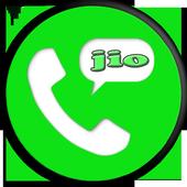 Best jio4gvoice new calling tips icon