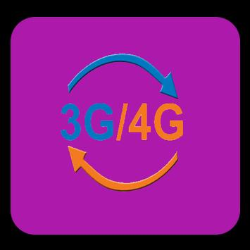 4G on 3G Phones poster