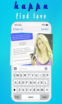 Happn-Free Tips dating screenshot 9