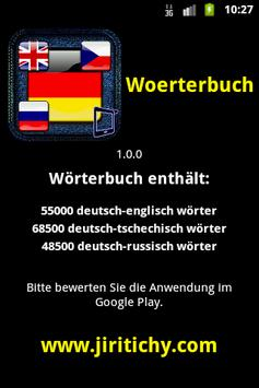 Woerterbuch apk screenshot