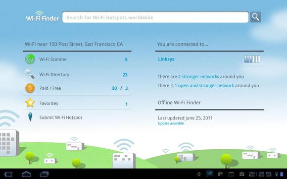 WiFi Finder screenshot 5