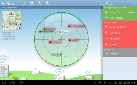 WiFi Finder screenshot 6