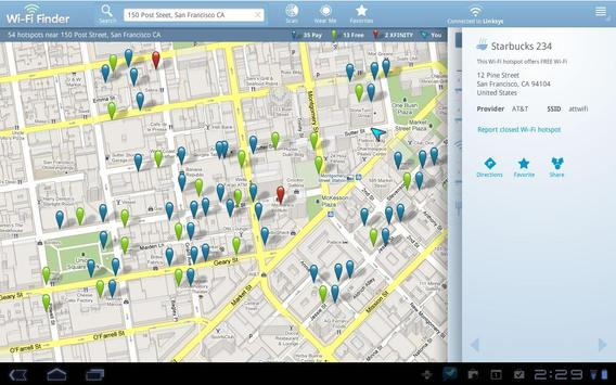 WiFi Finder screenshot 7