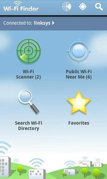 WiFi Finder poster