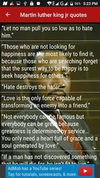 Martin Luther King Jr Quotes screenshot 1
