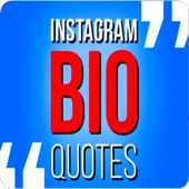Insta Bio Quotes icon