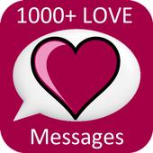 1000+ Romantic Love Messages icon