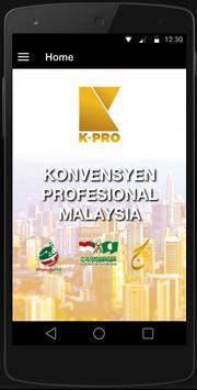 Konvensyen Profesional 2017 screenshot 1