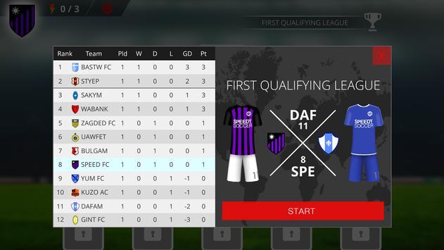 Speedy Football screenshot 3