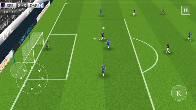 Speedy Football screenshot 1