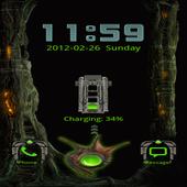 GO Locker Alien X icon
