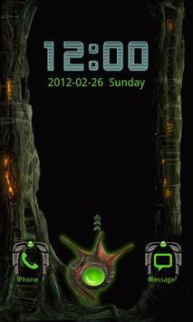 GO Locker Alien X poster