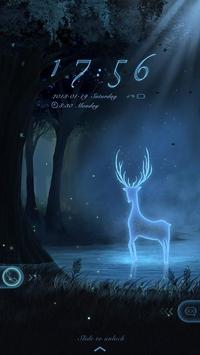 (FREE) Deer 2 In 1 Theme apk screenshot