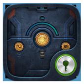 Machinery GO Locker Theme icon