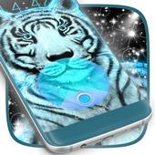Neon Tiger Locker Theme icon