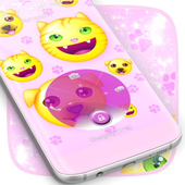 Animals Emoji 2017 Lock Screen icon