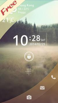 (FREE) Arc GO Locker Theme apk screenshot