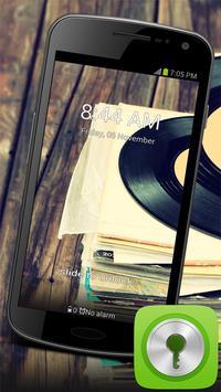Vinyl Music - GO Locker Theme poster