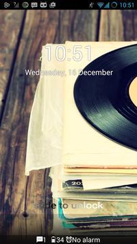 Vinyl Music - GO Locker Theme apk screenshot