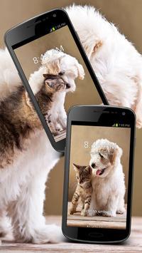 Animals Friendship for Locker poster
