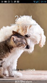 Animals Friendship for Locker apk screenshot