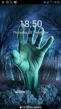 Halloween Theme for GO Locker apk screenshot