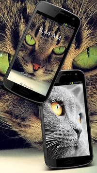 Mysterious Kitty for GO Locker poster