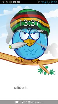 Rasta Birds - GO Locker Theme apk screenshot