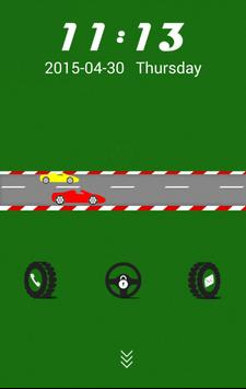 GO Locker Cars poster