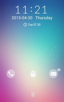 GO Locker Clear apk screenshot