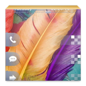 Feather HD icon