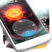 Laser Eye Locker Theme icon