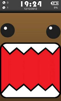 Domo theme Go Locker apk screenshot
