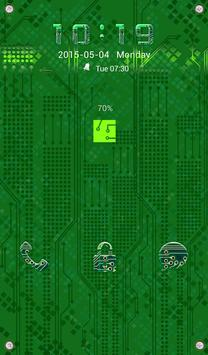 GO Locker Electric apk screenshot