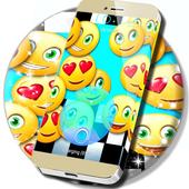 Emoji Theme Screen Lock icon