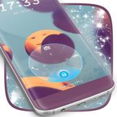 3D Emoji Lock Screen Theme icon