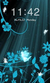 Go Locker Fairy Blue poster
