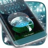 Theme Football Lock Screen icon