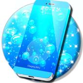 Free 2017 Bubbles Lock Screen icon